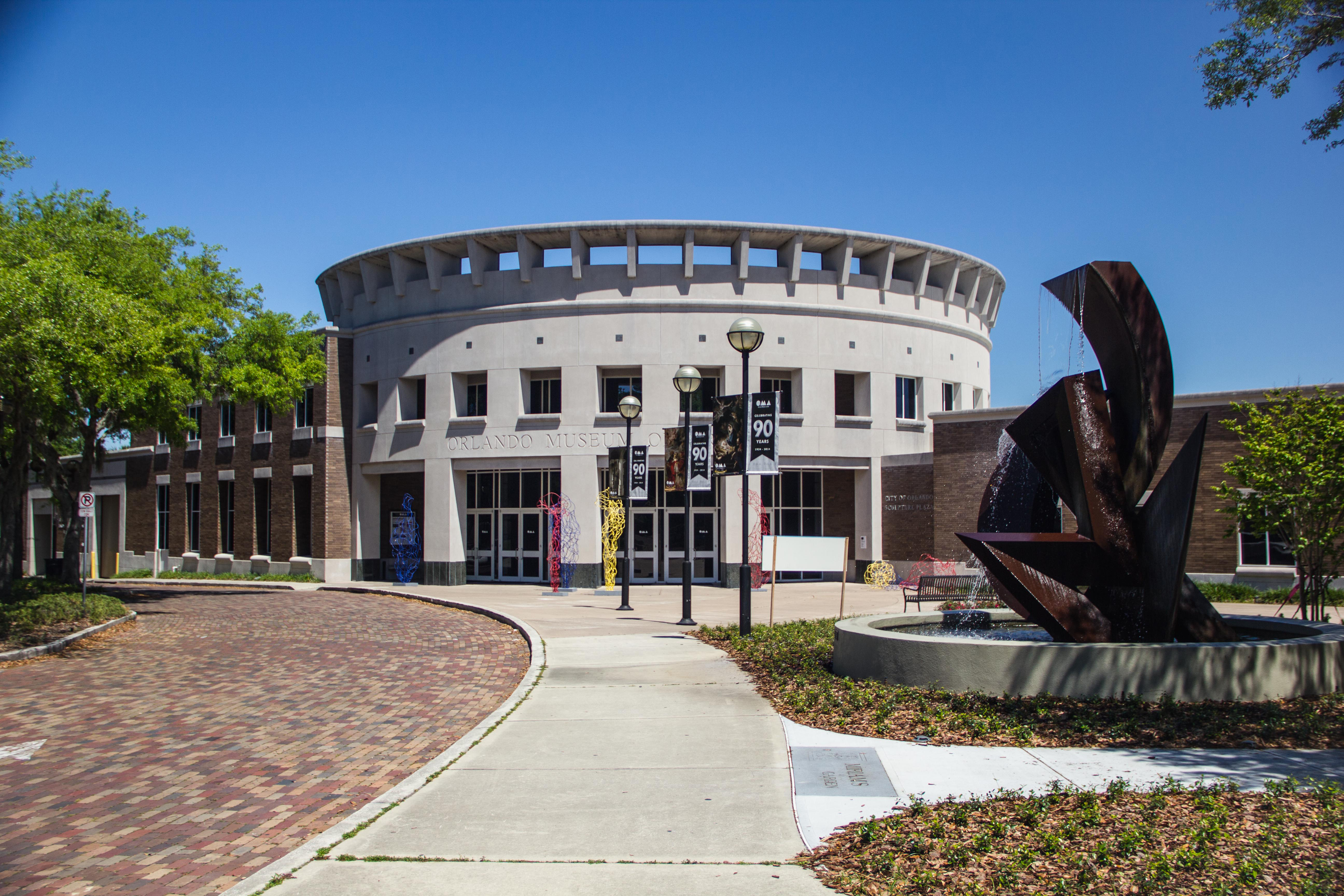 orlando museum of art Orlando museum of art in loch haven cultural park orlando museum of art with permanent collections of american art, african art and works of the ancient americas, the museum also hosts prominent traveling exhibitions.