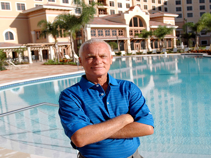 A Day In The Life Of Harris Rosen Founder And Owner Hotels Resorts I4 Business Magazine
