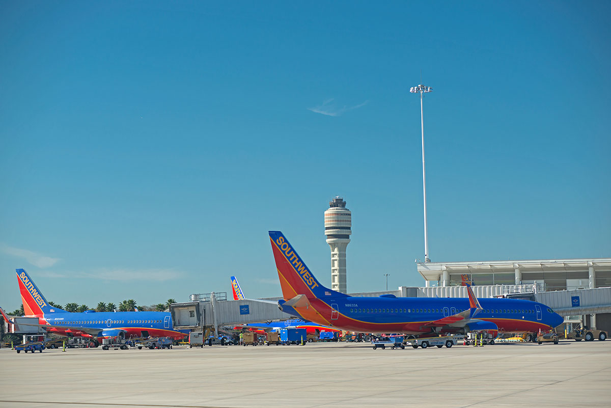 Leading U S  Air Travel in the 21st Century | Southwest