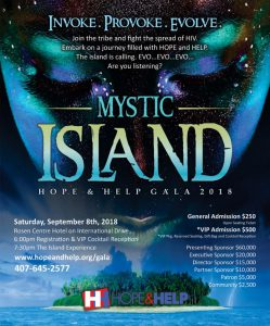 Hope and Help Gala @ Rosen Centre Hotel