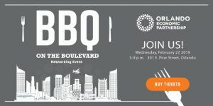 BBQ on the Boulevard | Orlando Economic Partnership