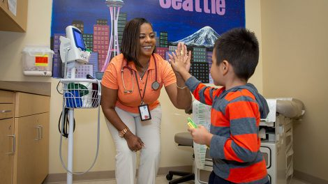 Community Health Centers Keeping Child Healthy