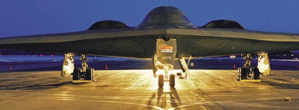 Northrop Grumman Continues Expansion with Stealth Bomber