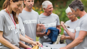 Promoting Growth Through Employee Volunteerism