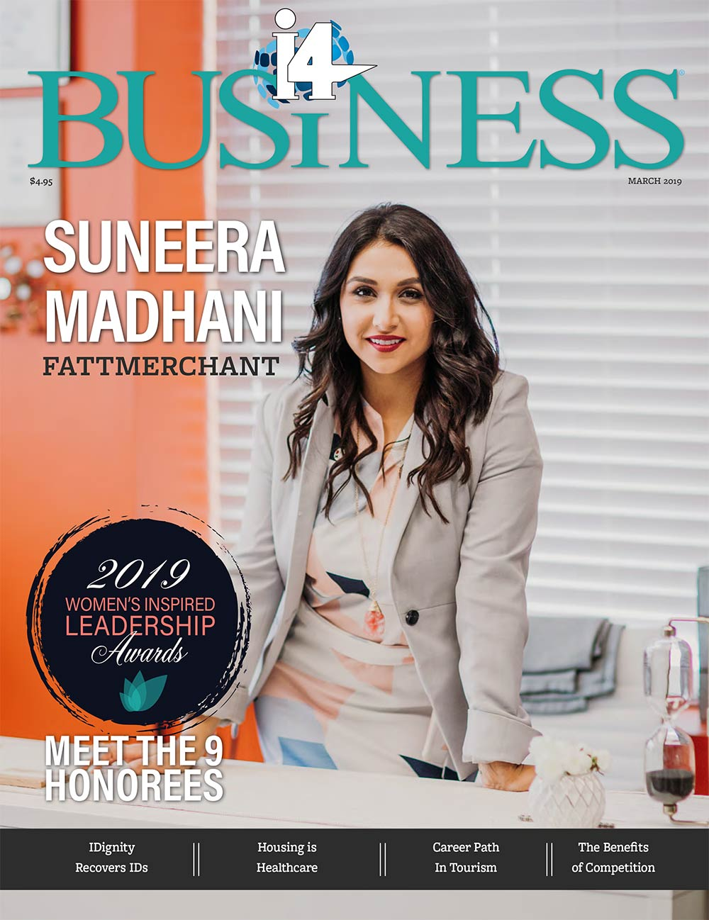 I4 Biz March 2019 Cover