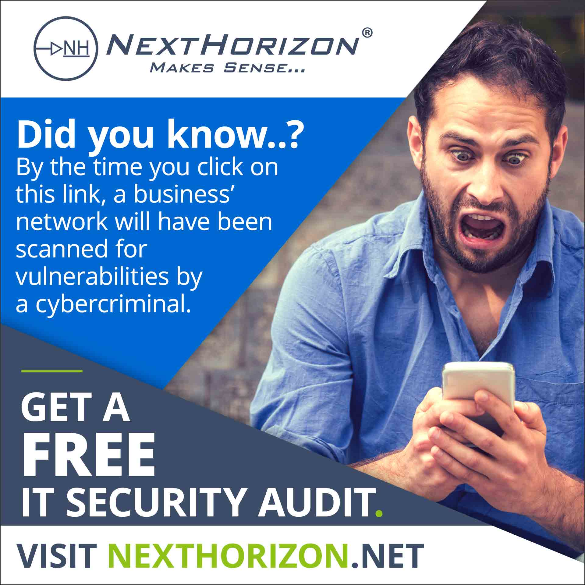 Is your business ready? Contact Next Horizon