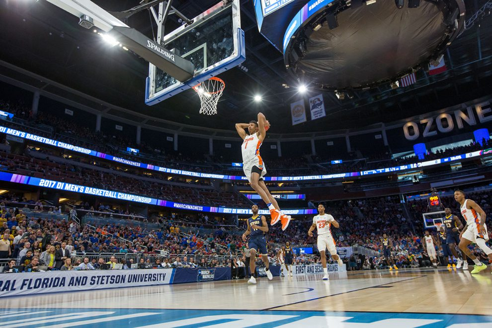 NCAA Brief 2017 March madness