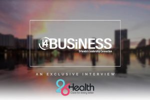 i4 Business TV exclusive interview with 26Health